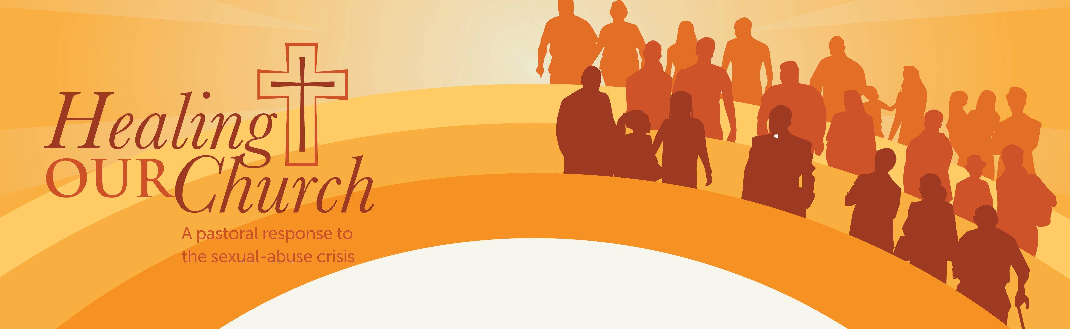 Healing Our Church web header