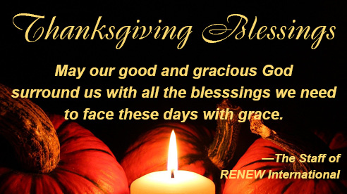 Thanksgiving Prayer 2020